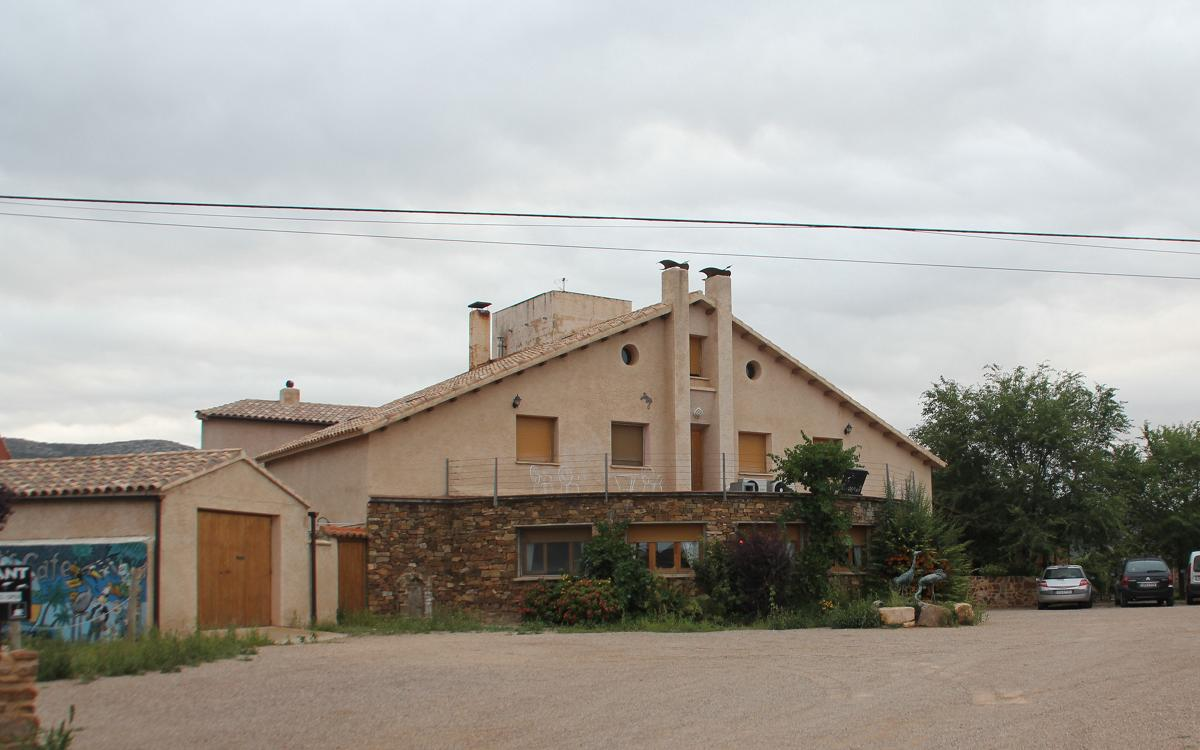 Hostel en Gallocanta